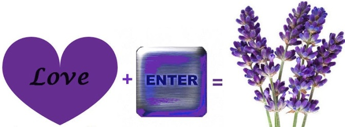 love+enter=lavender